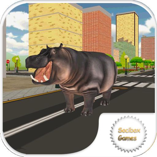 河马模拟器3D 模擬 App LOGO-硬是要APP