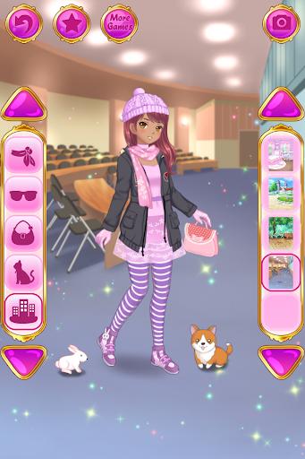 Anime Dress Up - Games For Girls 1.1.7 screenshots 3