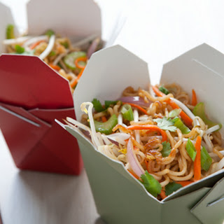 Lo Mein With Spaghetti Recipes
