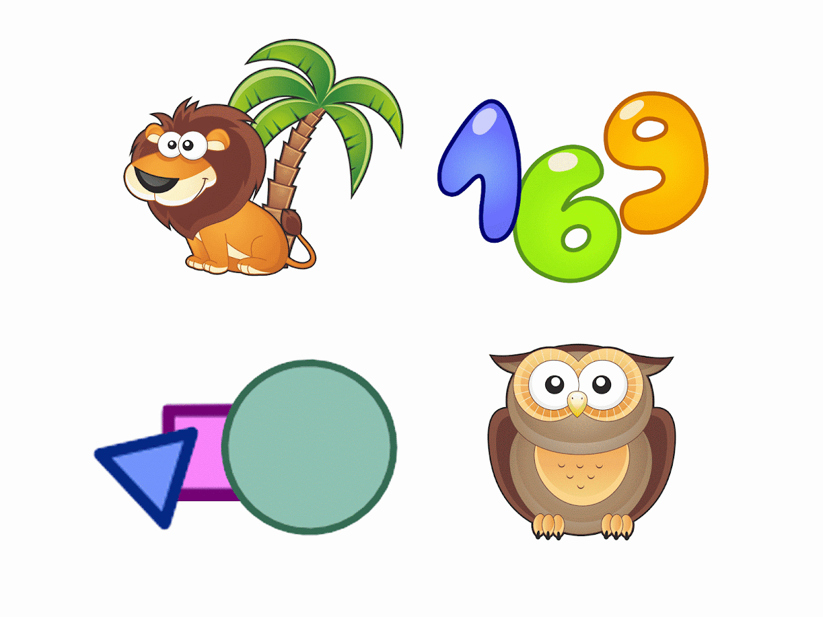 Puzzles for kids - educational- screenshot