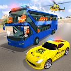 Prisoner Bus Transport: Prison Bus Driving Games
