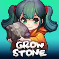 Grow Stone Online : 2d pixel RPG, MMORPG game download