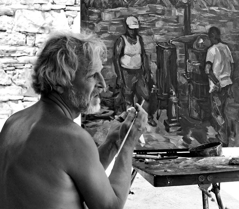 l'artista di Naldina Fornasari