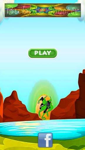 Bubble Shooter Ninja Turtle