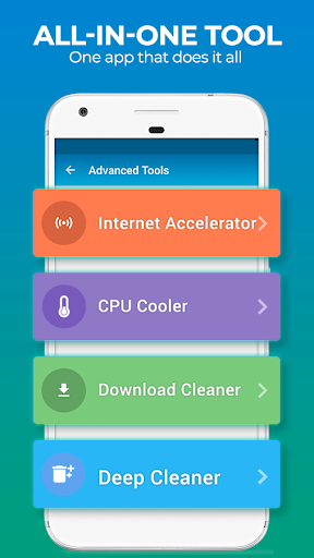 Screenshot for dfndr performance: clean, boost, speed & space in United States Play Store