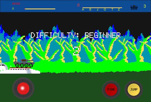 Moon Patrol modavailable screenshots 6