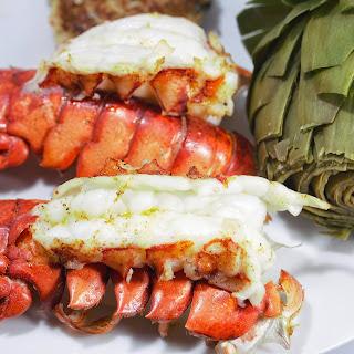 Cajun Lobster Tails.