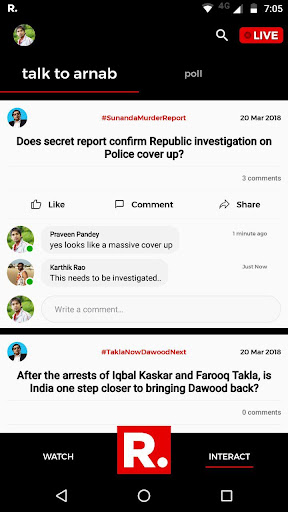 Republic TV – Live Breaking News for PC