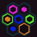 Hexa Rings Puzzle