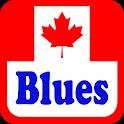 Canada Blues Radio Stations icon
