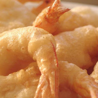 Spicy Beer Battered Shrimp