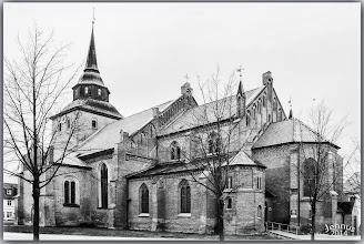 Photo: Marienkirche zu Boizenburg an der Elbe