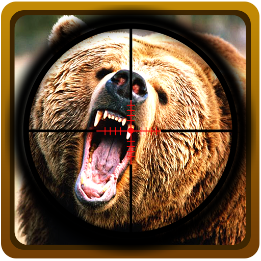 狙击手丛林猎熊3D 動作 App LOGO-APP開箱王