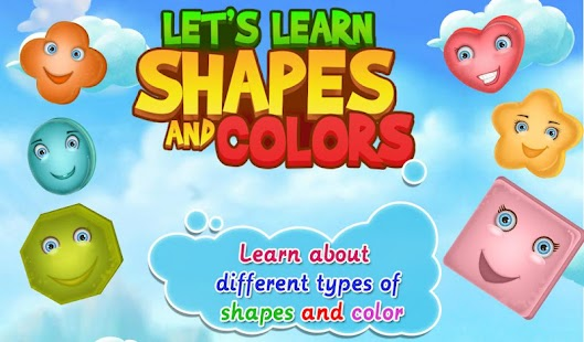 Let's Learn Shapes And Colors- screenshot thumbnail