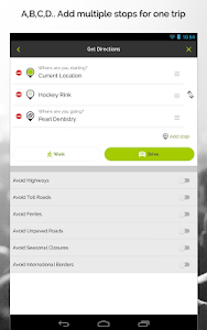 MapQuest GPS Navigation & Maps screenshot 19