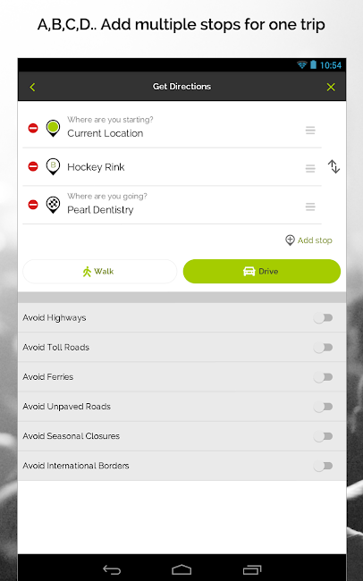 #20. MapQuest GPS Navigation & Maps (Android)