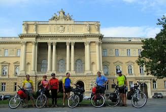 Photo: Uniwersytet Lwowski, utworzony z inicjatywy króla Jana Kazimierza