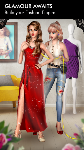 Code Triche Fashion Empire - Dressup Boutique Sim APK MOD screenshots 1