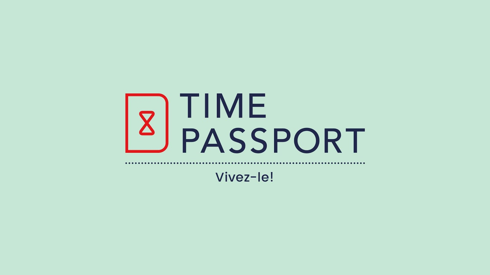 Time Passport Carte d'affaires- screenshot