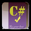 C# programming language icon