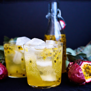 Lemon Simple Syrup Cocktail Recipes.
