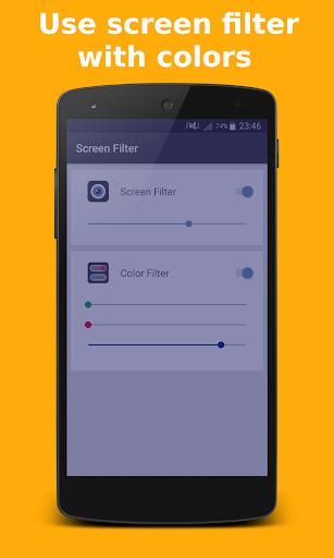 Screen Filter image | 3