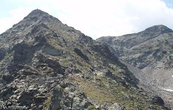 Photo: Tras este paso se nos presenta la última rampa antes de llegar al pico de Cataperdís.