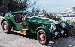 "MG ""TD"" Roadster Rent Provence-Alpes-Côte d'Azur"