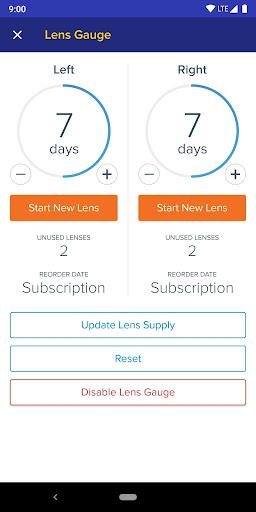 1800 Contacts - Lens Store 7.5.6 screenshots 6