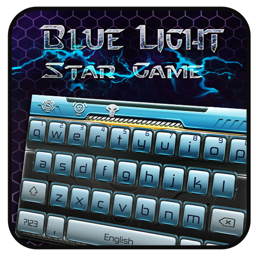 Blue Light Star Game Theme file APK Free for PC, smart TV Download