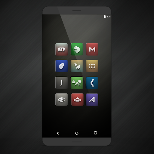 Orion UI Icon Pack screenshots 3