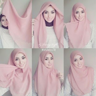 Hijab tutorial new- screenshot thumbnail