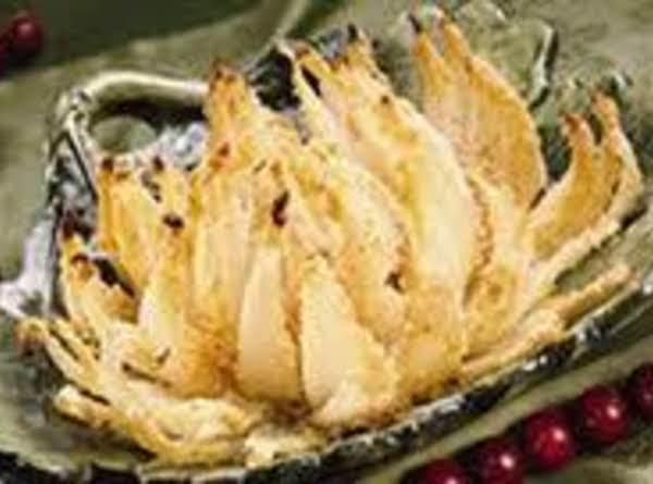 Baked Blooming Onion Recipe