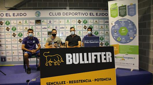 Óscar Castro y Pablo Checa se presentan junto a Bullifter