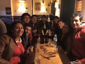Photo: REIP France. Encuentro de Ingenieros Peruanos, jovenes talentos que están integrándose profesionalmente en Francia, estudiando masters, becados por el gobierno peruano. Dic.2015