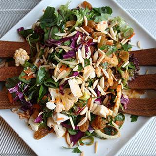 Spicy Moroccan Cauliflower Salad