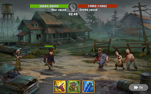 Zero City: Zombie games for Survival in a shelter filehippodl screenshot 8