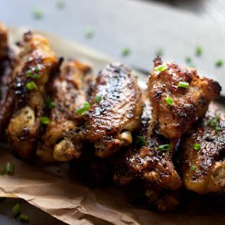 Glazed Lemon Pepper Chicken Recipes