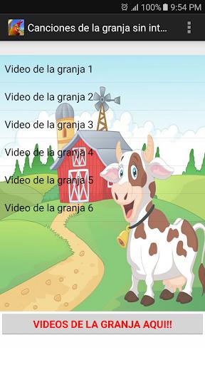 Canciones de la granja sin internet for PC