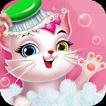 Cute Kitty - My 3D Virtual Cat Icon