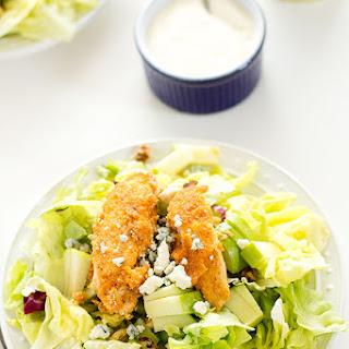 Spicy Buffalo Chicken Salad Recipe