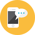 Chat App - Template Design icon