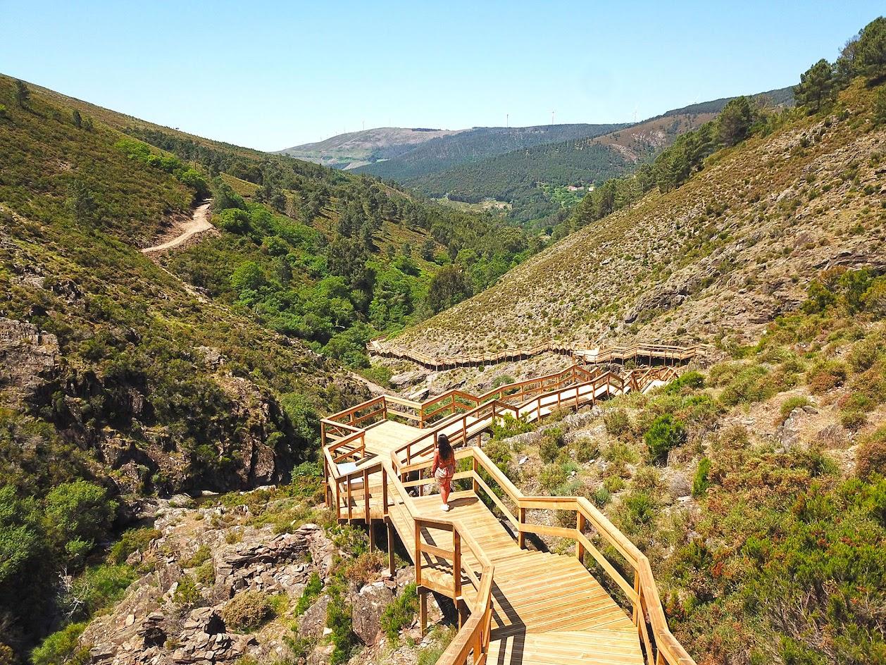 DICAS para visitar o novo PASSADIÇO DA RIBEIRA DAS QUELHAS, na Serra da Lousã | Portugal
