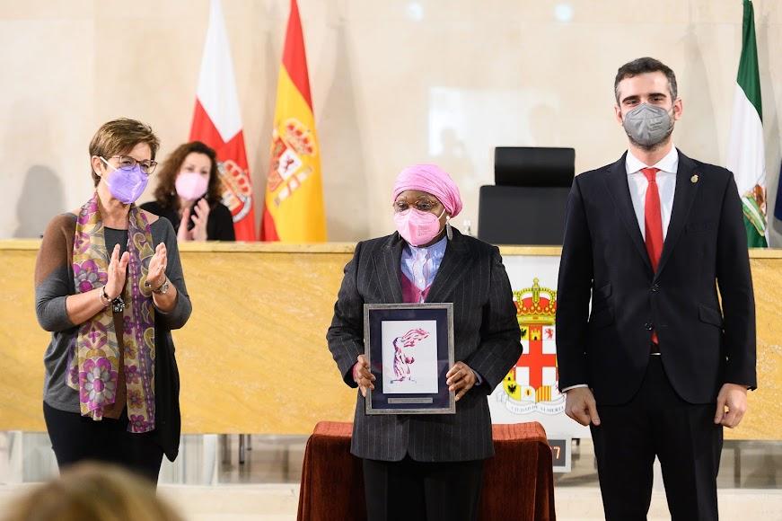 Premio a Aurelia Francisca Roca Botey (Comunicación y Difusión).