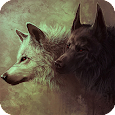 Wolf Pack 2 HD Live Wallpaper icon