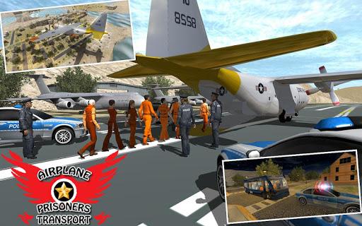 模擬必備免費app推薦|飛行機の囚人輸送線上免付費app下載|3C達人阿輝的APP