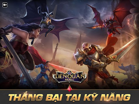 Garena ليان كوان موبايل APK screenshot thumbnail 6