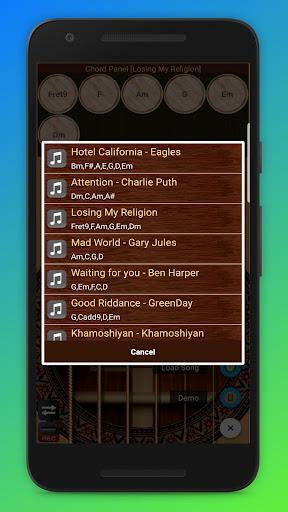 Learn Guitar with Simulator 7.2.1 screenshots 3