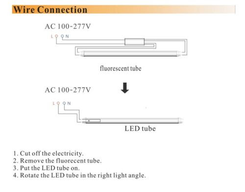 Converting flourescent to LED Grassroots Motorsports forum – Led Id Wiring Diagram