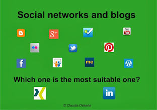 Photo: Social networks and blogs